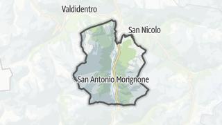 מפה / Valdisotto