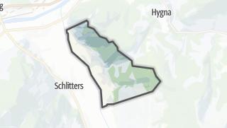 Karte / Bruck am Ziller