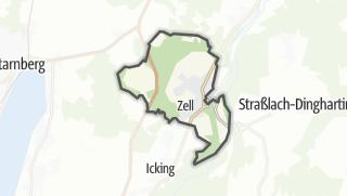 Karte / Schäftlarn