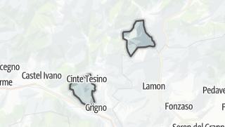 Karte / Cinte Tesino