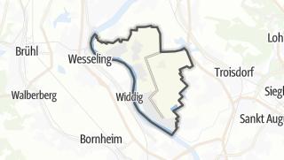 地图 / Niederkassel