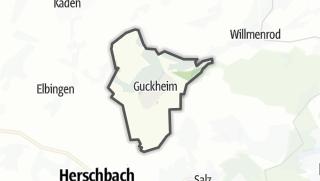 Mapa / Guckheim