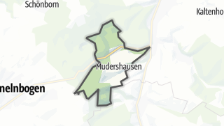 Mapa / Mudershausen