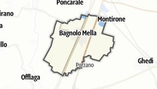 מפה / Bagnolo Mella