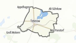 Carte / Teterow