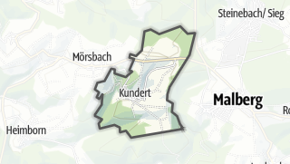 Mapa / Kundert