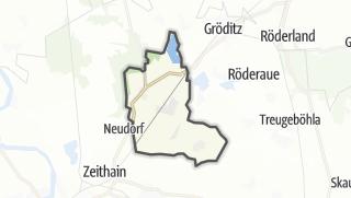 Cartina / Wülknitz