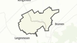 Mapa / Berg im Gau