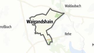 Cartina / Waigandshain