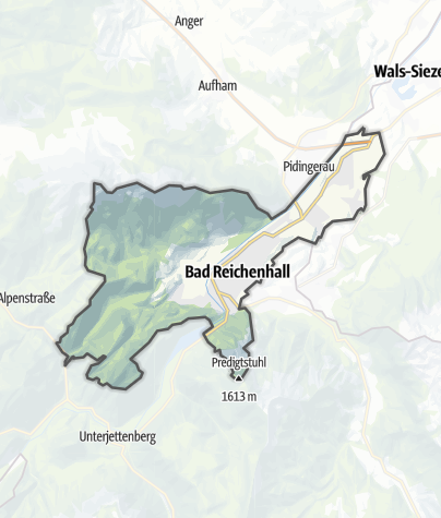 Karte / Bad Reichenhall