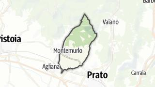 Карта / Montemurlo