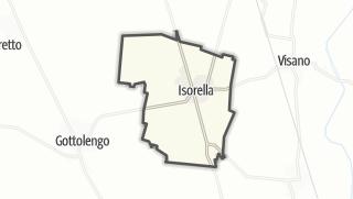 מפה / Isorella