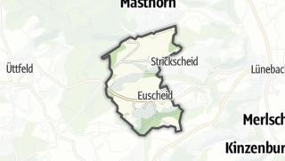 Karte / Euscheid
