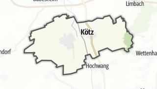Cartina / Kötz