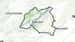 地图 / Hohe Wand