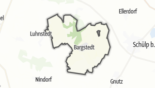 Mapa / Bargstedt