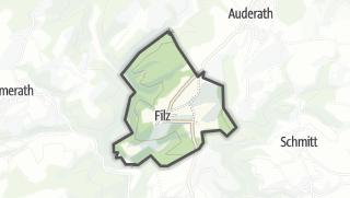 Karte / Filz