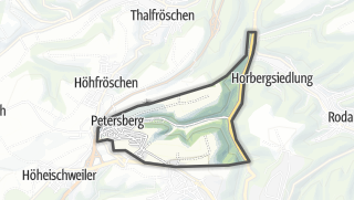 Karte / Petersberg