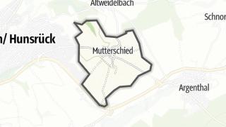 Karte / Mutterschied