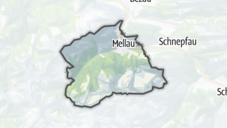 Map / Mellau