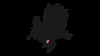 Karte / Kleine Hörnertour mit Schneeschuhen