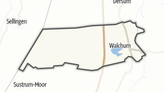 Mapa / Walchum