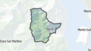 Hartă / Vigolo