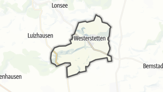 Cartina / Westerstetten