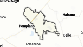מפה / Corzano