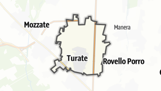 Kartta / Turate