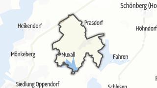 Map / Probsteierhagen