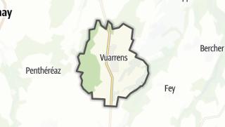 Карта / Vuarrens