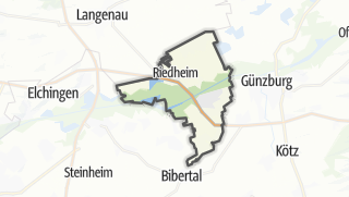 Map / Leipheim