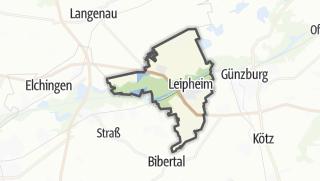 Cartina / Leipheim
