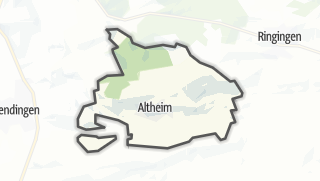 Cartina / Altheim