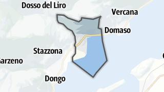 Hartă / Gravedona