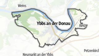 Cartina / Ybbs an der Donau