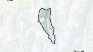 Karte / Grimentz