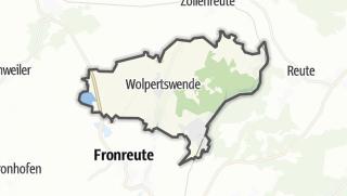 Karte / Wolpertswende