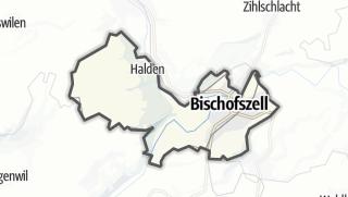 Cartina / Bischofszell