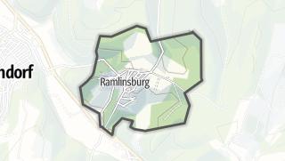 地图 / Ramlinsburg