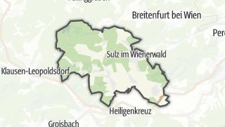 מפה / Wienerwald