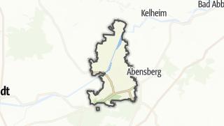 Mapa / Neustadt an der Donau