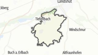 מפה / Tiefenbach