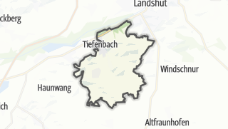 Kart / Tiefenbach