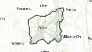 Карта / Gollion