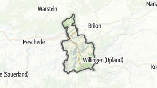 Mapa / Olsberg
