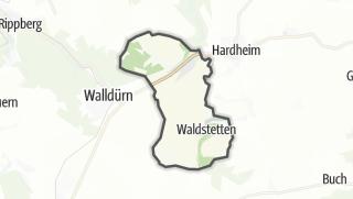 Cartina / Höpfingen