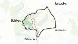 Karte / Dielkirchen