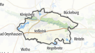 Mapa / Porta Westfalica